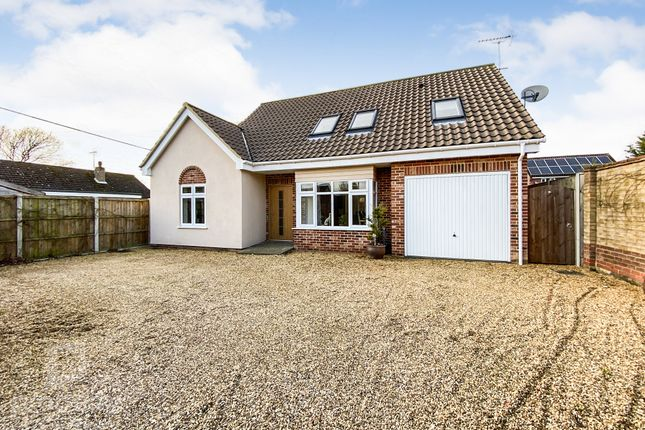 Thumbnail Detached house for sale in Wilkinson Road, Rackheath, Norwich