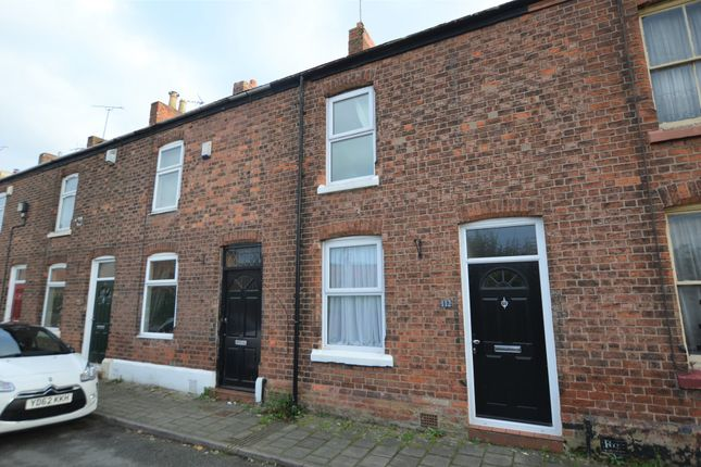 Thumbnail Terraced house to rent in Hoole Lane, Chester