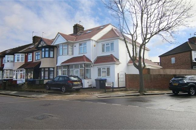 Thumbnail End terrace house for sale in Avondale Avenue, London