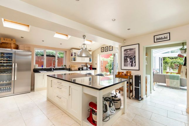 Thumbnail End terrace house for sale in Capel Road, London