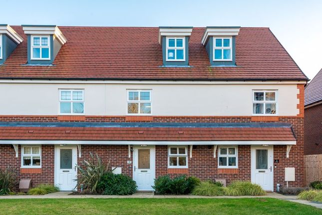 Thumbnail Terraced house for sale in Lulworth Place, Warrington