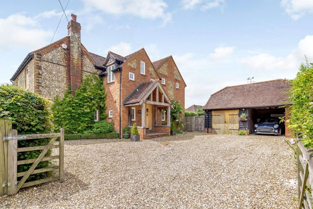 Thumbnail Detached house for sale in Village Road, Ballinger, Great Missenden