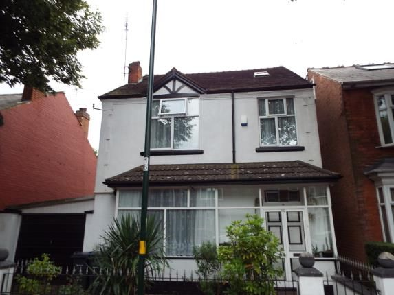 Thumbnail Detached house for sale in Gristhorpe Road, Birmingham, West Midlands