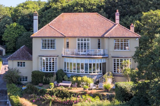 Front Elevation of Yealm Road, Newton Ferrers, South Devon. PL8