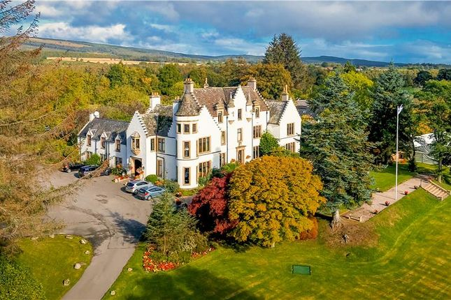 Thumbnail Leisure/hospitality for sale in Kincraig Castle Hotel, Invergordon, Highland