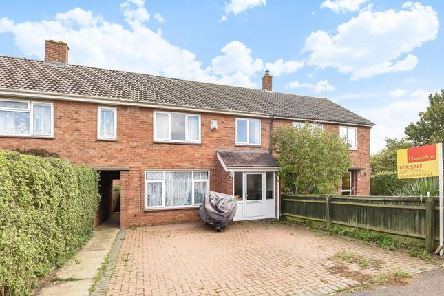 Thumbnail Terraced house for sale in Bradstocks Way, Sutton Courtenay