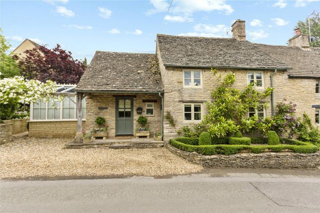 Thumbnail Semi-detached house for sale in Shipton Road, Ascott-Under-Wychwood, Chipping Norton, Oxfordshire