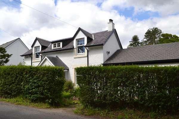 Thumbnail Detached house for sale in Denecroft Lodge, Brodick, Arran