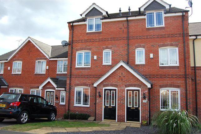 Thumbnail Terraced house to rent in Redbridge Close, Ilkeston, Derbyshire