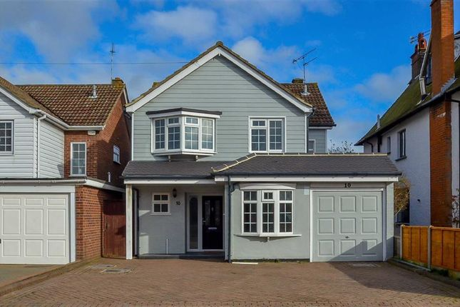 4 bed detached house for sale in Burnham Road, Leigh-On-Sea, Essex