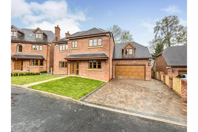 Thumbnail Detached house for sale in 3 The Rockery, Barlaston