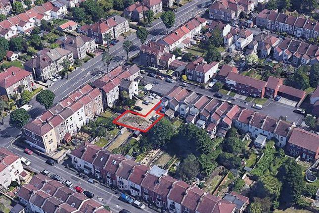 Thumbnail Land for sale in Marlborough Street, Eastville, Bristol