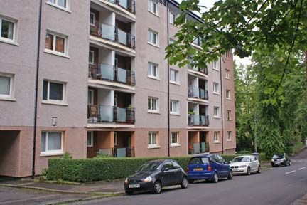 Thumbnail Flat to rent in Princes Place, Hyndland, 9Hn
