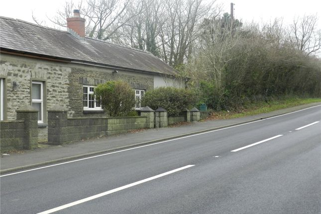Thumbnail Semi-detached house to rent in Glanafon Cottages, Fishguard Road, Haverfordwest