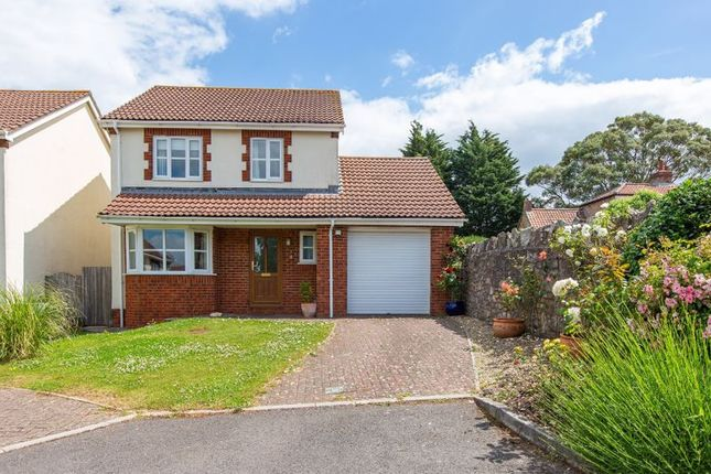 Thumbnail Detached house for sale in George Close, Backwell, Bristol