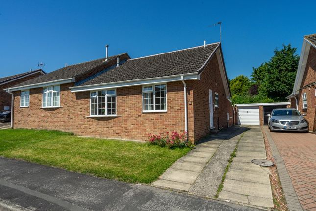2 bed semi-detached bungalow for sale in Barons Crescent, Copmanthorpe, York YO23