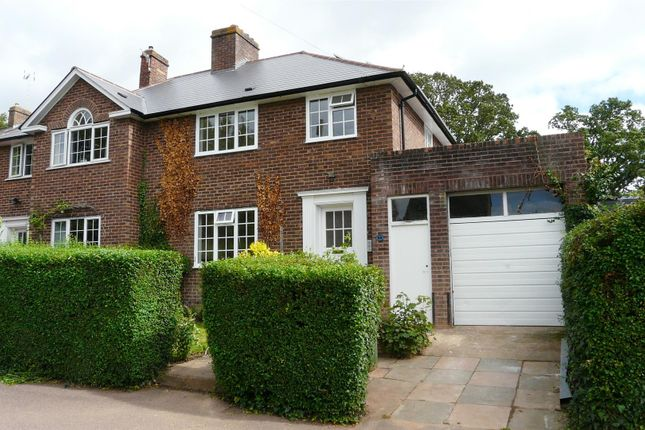 Thumbnail Semi-detached house to rent in Earl Richards Road South, Exeter