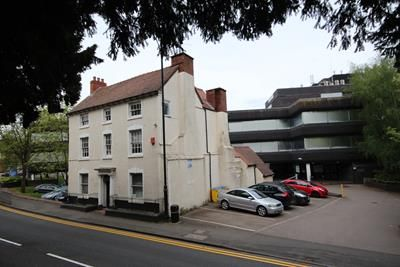 Thumbnail Office for sale in Ivy House, High Street, Halesowen, West Midlands