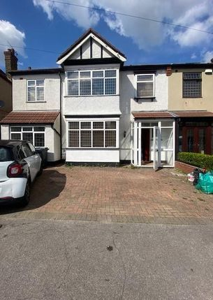 Thumbnail Semi-detached house to rent in St Georges Road, Ilford