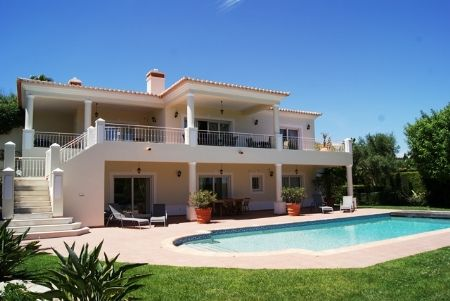 Image 1 6 Bedroom Villa - Western Algarve, Praia Da Luz (Gv368)