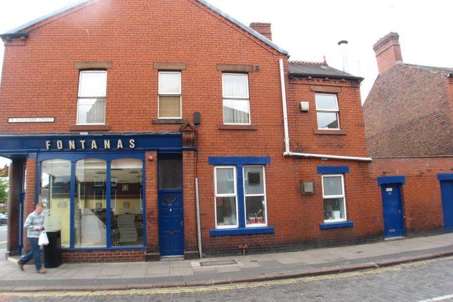 Thumbnail Flat to rent in London Road, Carlisle, Cumbria