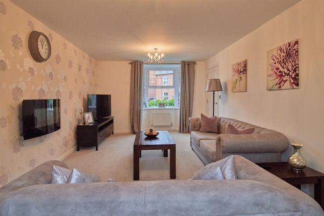 Through Lounge of William Spencer Avenue, Sapcote, Leicester LE9