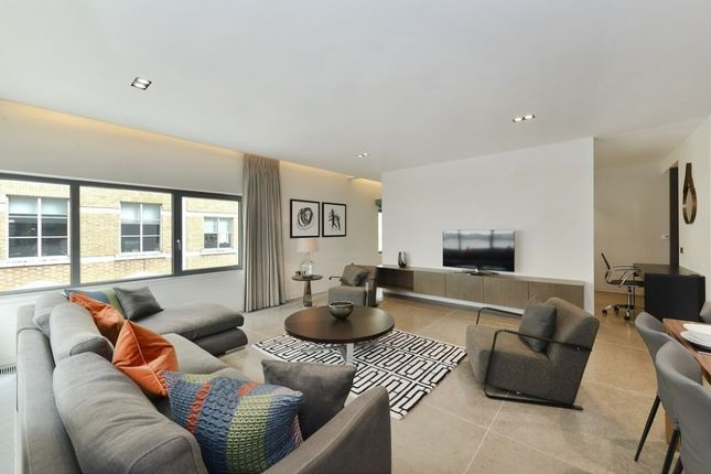 Thumbnail Flat to rent in Babmaes Street, St James
