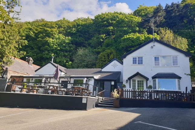 Thumbnail Detached house for sale in Bangor Road, Conwy
