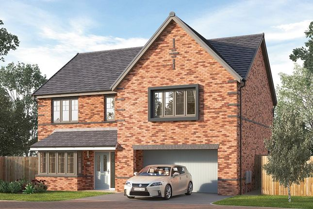 """Thumbnail Property for sale in """"The Chesham"""" at Cranleigh Road, Woodthorpe, Mastin Moor, Chesterfield"""
