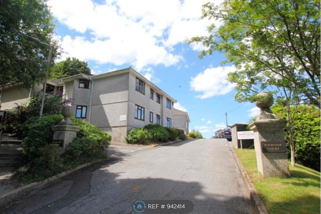 Thumbnail 2 bed flat to rent in Woodside Court, Plymouth