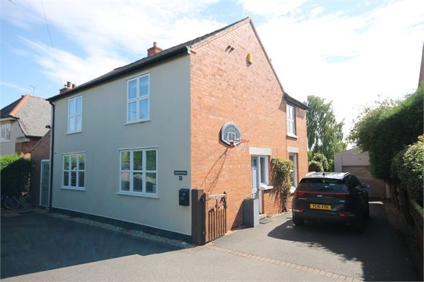 Thumbnail Detached house for sale in High Street, Collingham, Nottinghamshire.