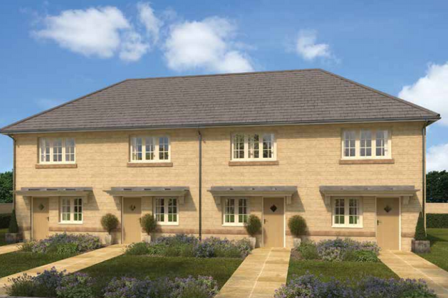 Thumbnail Semi-detached house for sale in Manor Fields, Thornhill Road, Steeton, West Yorkshire