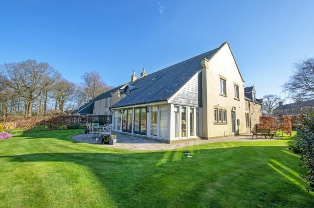 Thumbnail Detached house for sale in Fairway Rise, Hartford Hall Estate, Bedlington, Northumberland