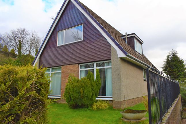 Thumbnail Detached house for sale in Anson Avenue, Falkirk