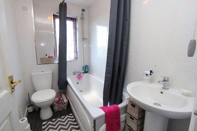 Bathroom/WC of The Wheate Close, Rhoose, Barry CF62