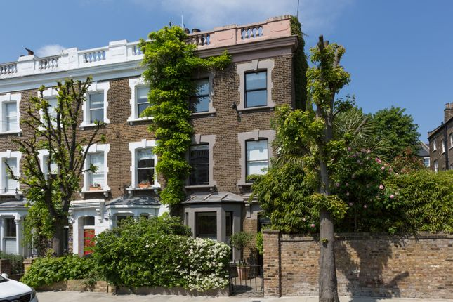 Thumbnail End terrace house for sale in Countess Road, London