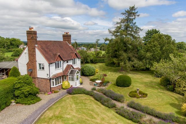 Thumbnail Detached house for sale in Harmer Hill, Shrewsbury