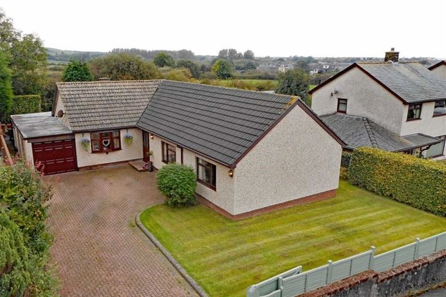 Thumbnail Detached bungalow for sale in Ireleth Road, Ireleth, Cumbria