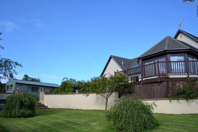 Thumbnail Detached house for sale in Springbank Mains Of Cuffurach, Clochan, Buckie