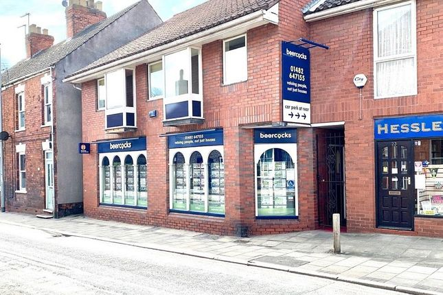 Thumbnail Office for sale in 21A Northgate, Hessle, East Yorkshire