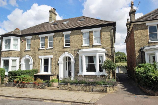 Thumbnail Flat for sale in Albany Road, Bedford