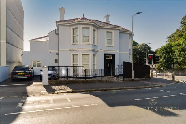 Thumbnail Detached house for sale in Lipson Road, Plymouth