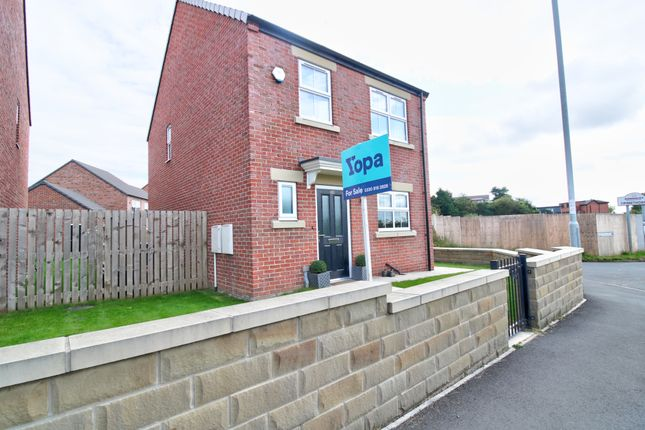 Thumbnail Detached house for sale in Brierley Road, Grimethorpe, Barnsley