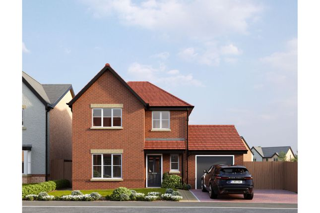 4 bed detached house for sale in Plot 29 The Rostherne, Broughton PR3