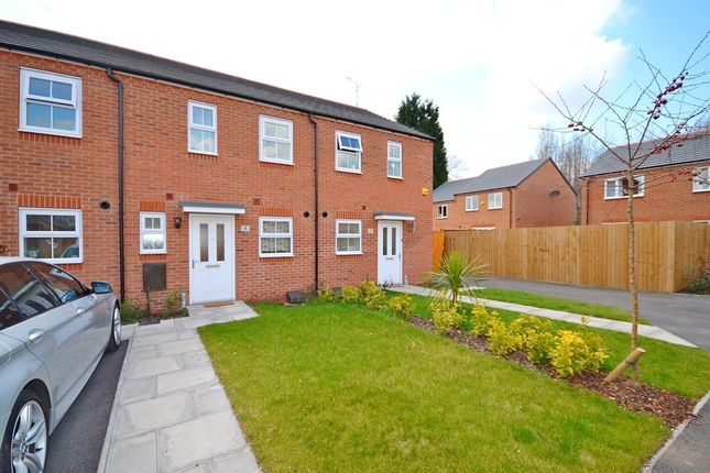 Thumbnail Terraced house to rent in Prior Deram Walk, Coventry