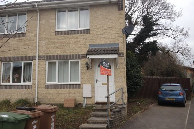 Thumbnail Semi-detached house to rent in Ware Road, Caerphilly