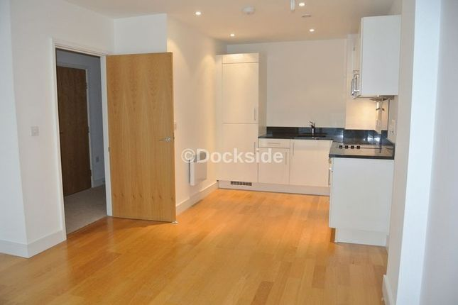Thumbnail Flat to rent in The Wharf, Dock Head Road, Chatham Maritime