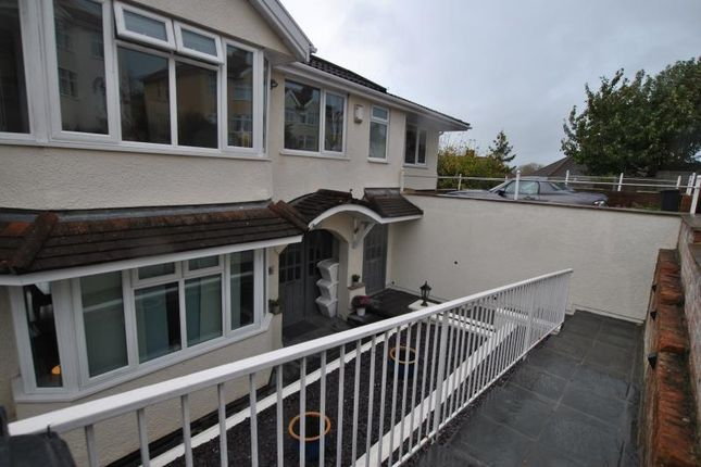 Thumbnail End terrace house to rent in Ravenhill Road, Lower Knowle, Bristol