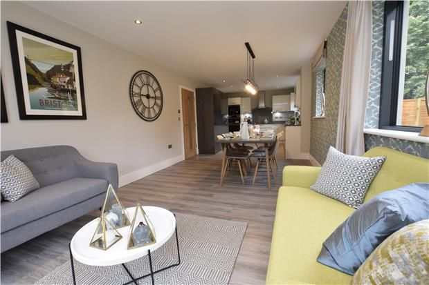 Thumbnail Detached house for sale in Plot 2 The Paddocks, Players Close, Hambrook, Bristol