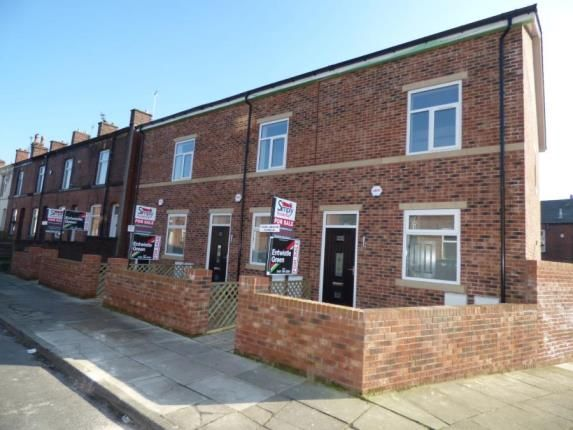 Thumbnail End terrace house for sale in Shaw Street, Bury